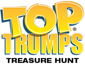 SignPost Kids Top Trump Treasure Hunt
